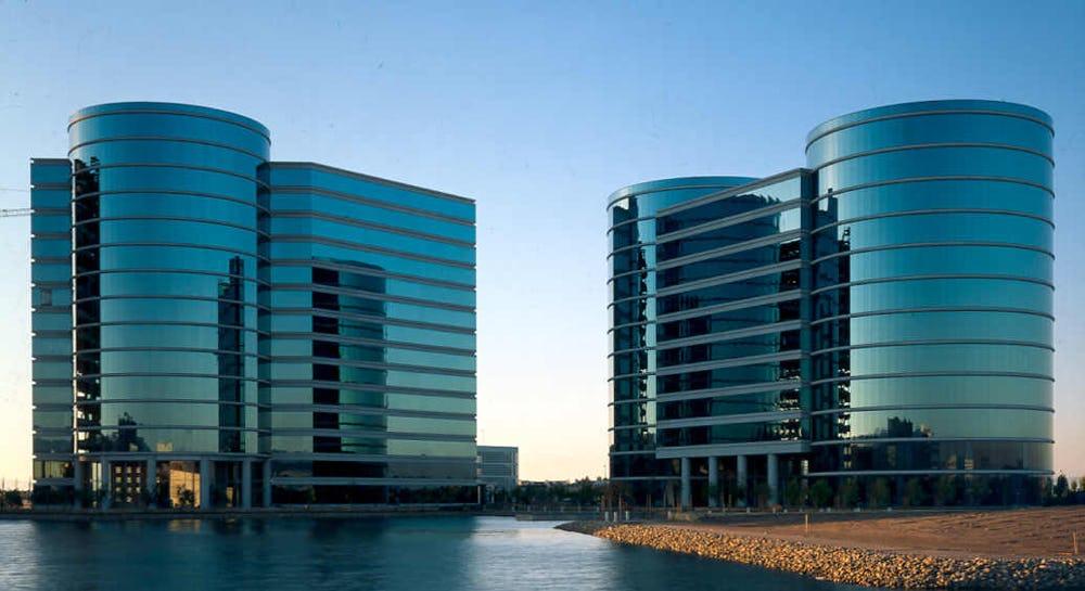 Oracle 100 600 oracle parkway