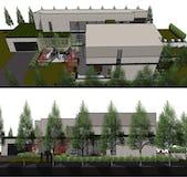 Harbor springs michigan modern home design