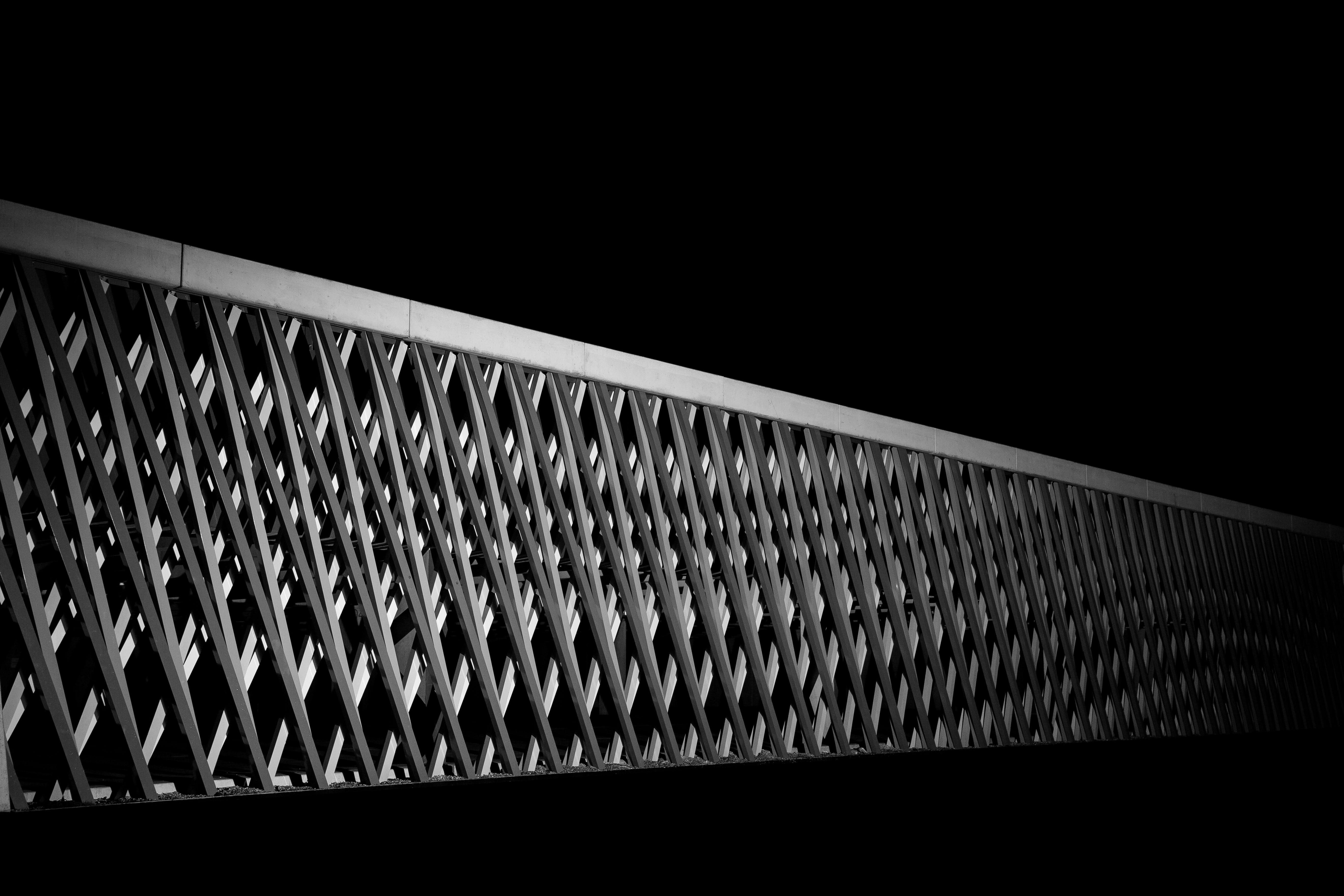 Series black railing rainer taepper