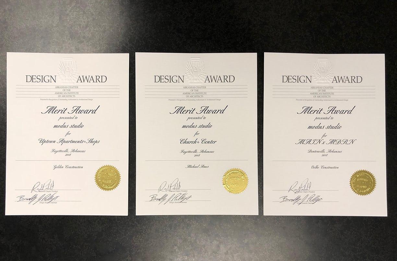 2018 aia merit awards