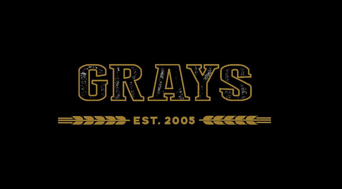 Grays logo color transparent copy