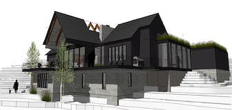 North45 modern architecture house 91