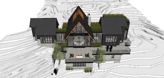 North45 petoskey architect modern