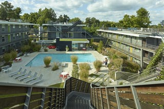 Th modus eco pool from roof 2013