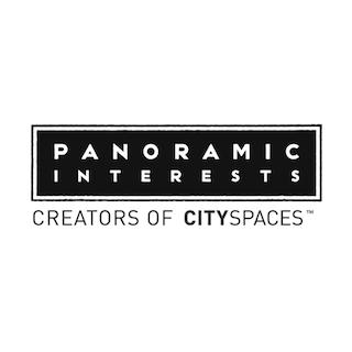 Panoramic logo cs tm bw