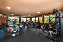 Fitness center geral