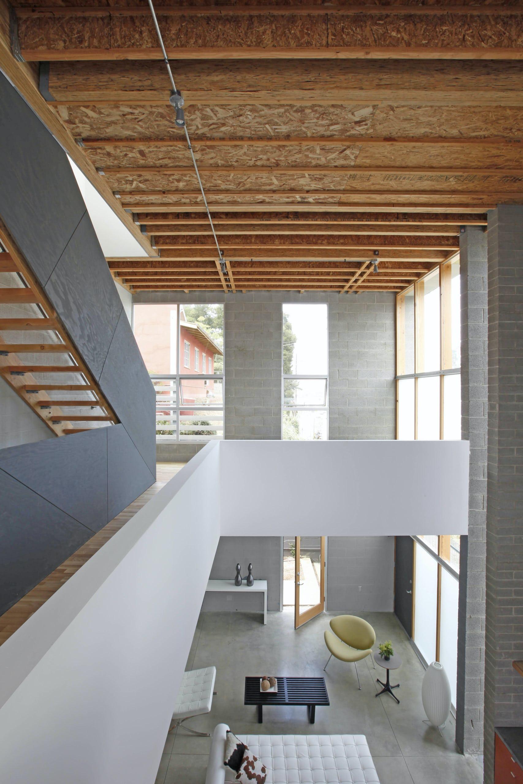 Interior 2 story