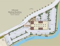 Hillcrest site plan