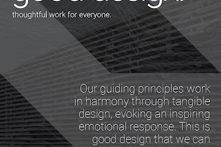08 modus studio guiding principles good design