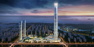 Iso ideas antai tower 1
