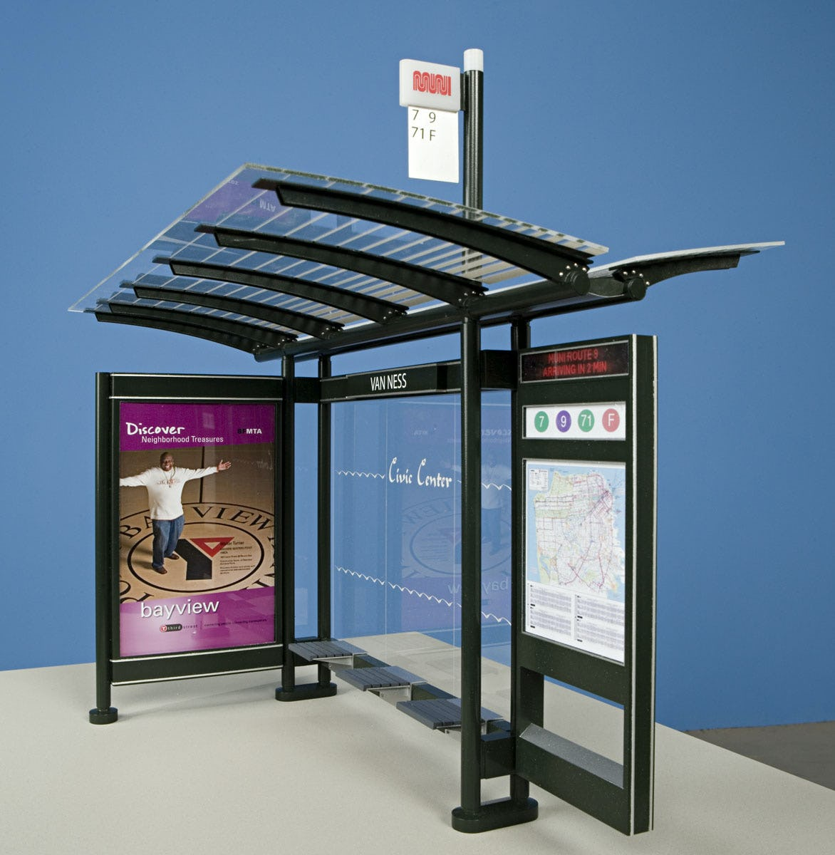 Cbs bus shelters 1103