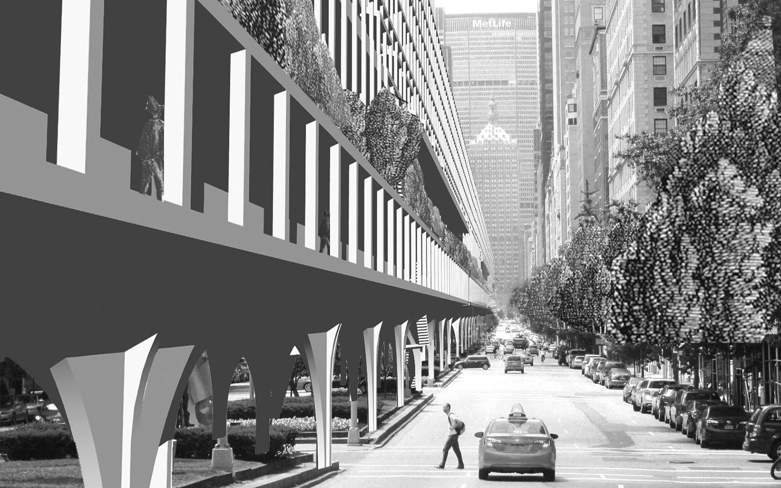 Fantasticoffense infrastructuralinfill perspective 1 midtown