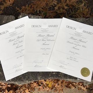 Aia arkansas honor award 2016