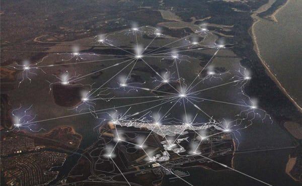 W gateway network