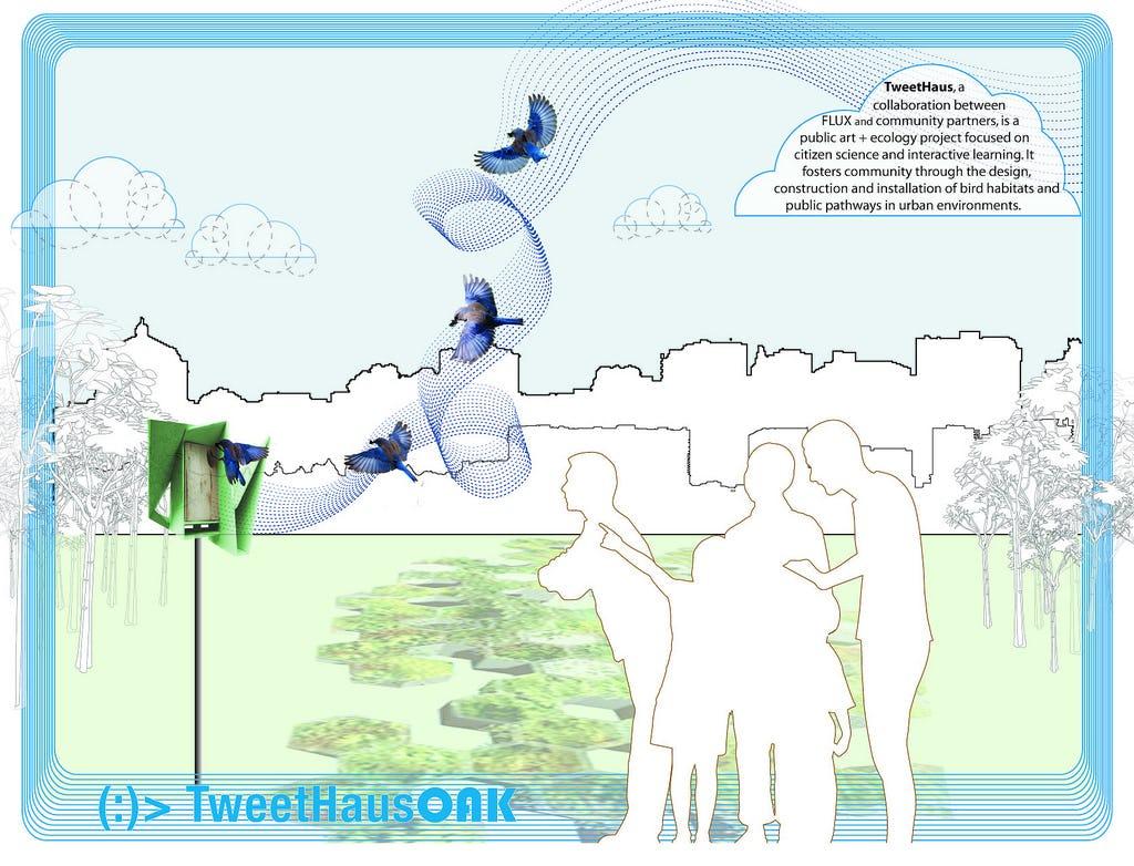 Tweethaus cover sheet