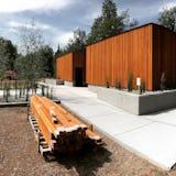 Camp petosega minimalist architecture