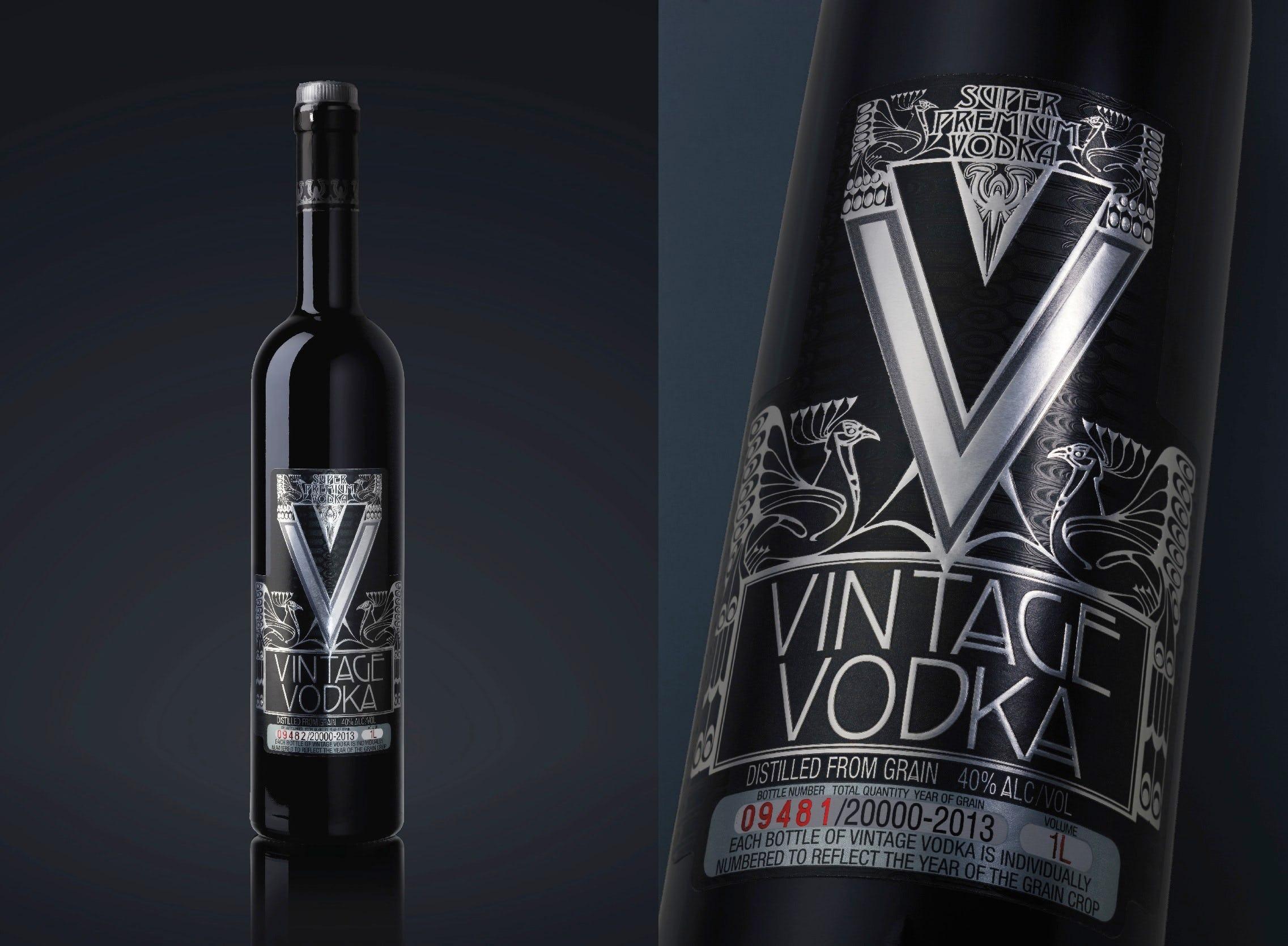 Vintage vodka 004