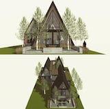 North45 architecture house 89 petoskey architect