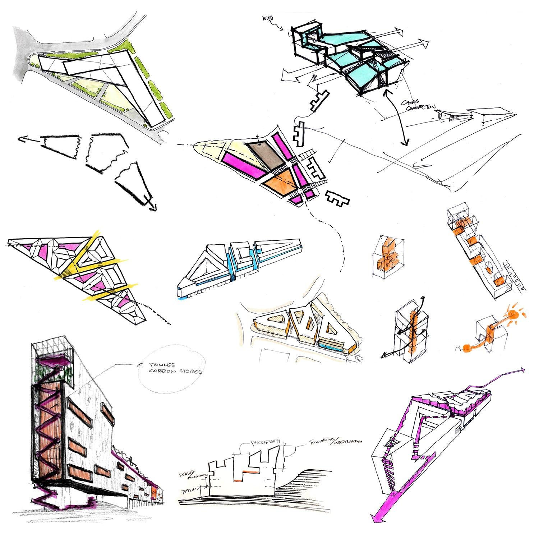Piezein circuit sketches web