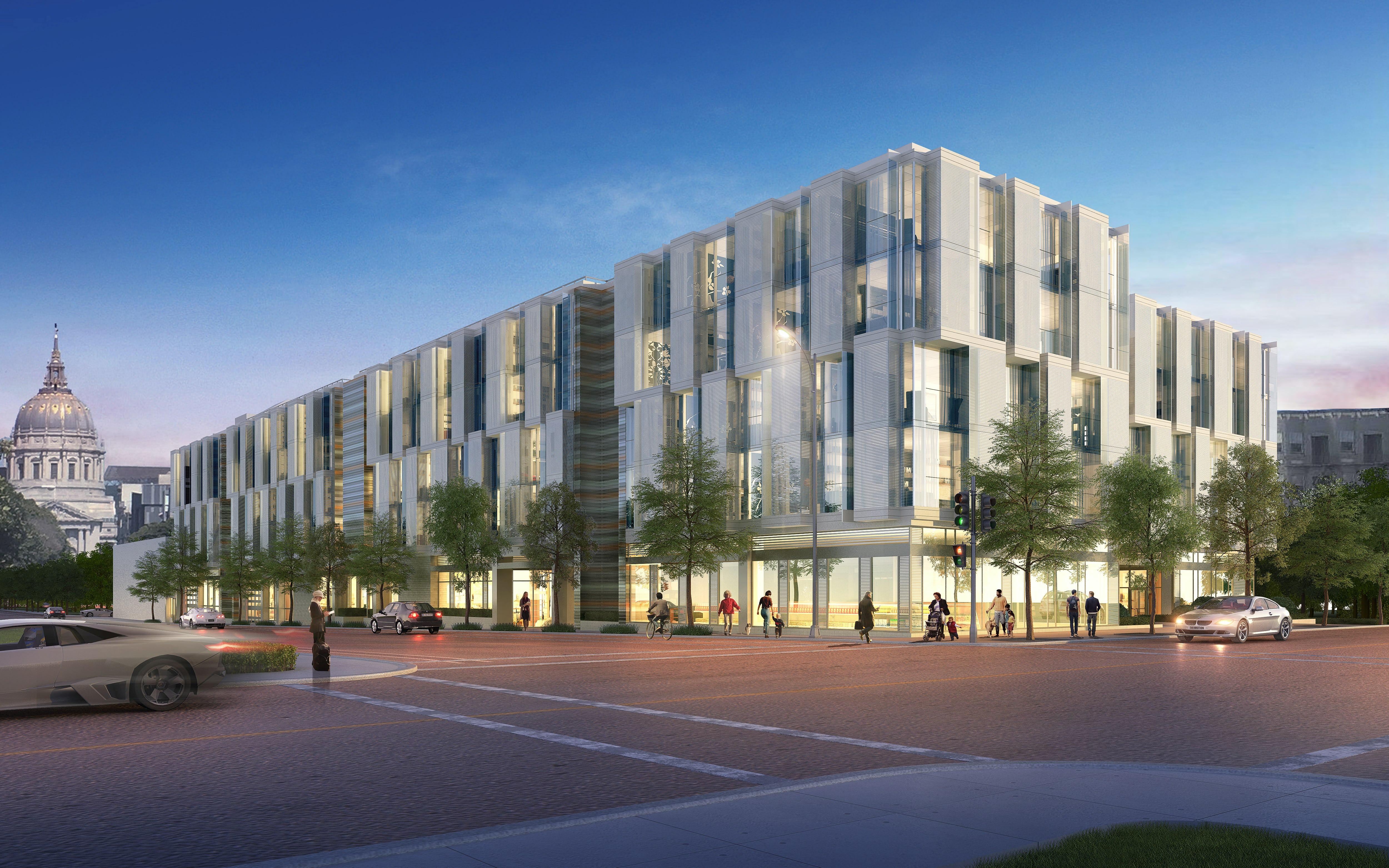 Final building rendering 062316