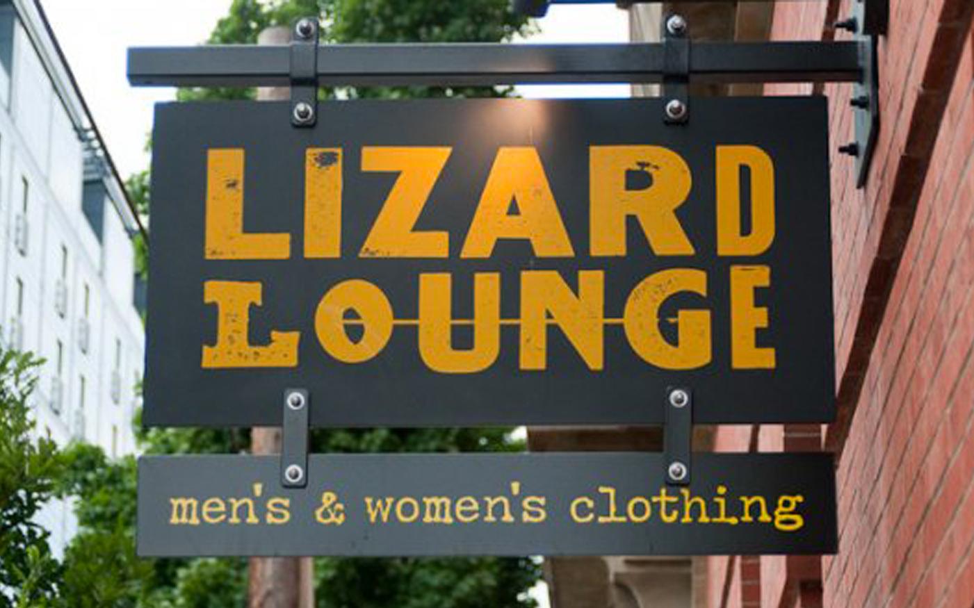 Lizard lounge 2