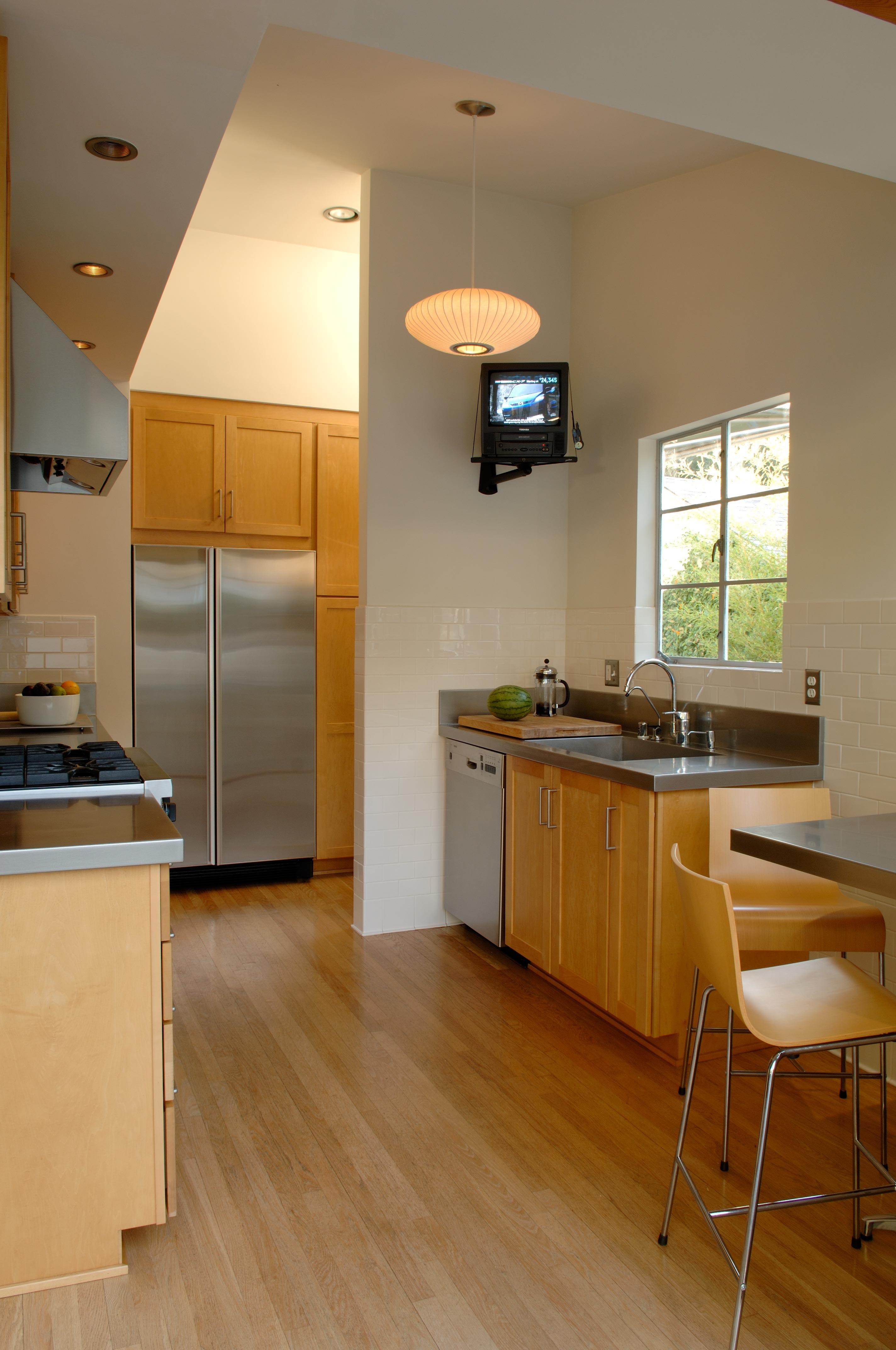 Fer murphy levitz residence kitchen