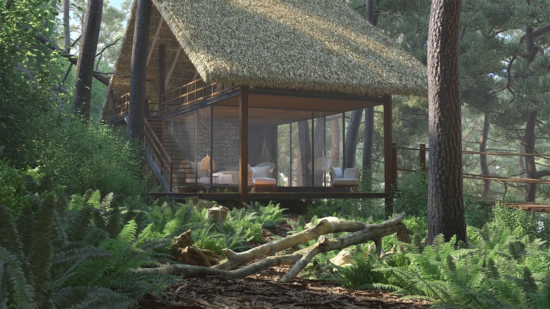 Forest Chalet A Designstudio