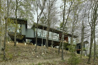 Modus studio grist mill cabin 0220