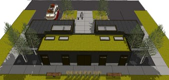 Emmet county modern architecture