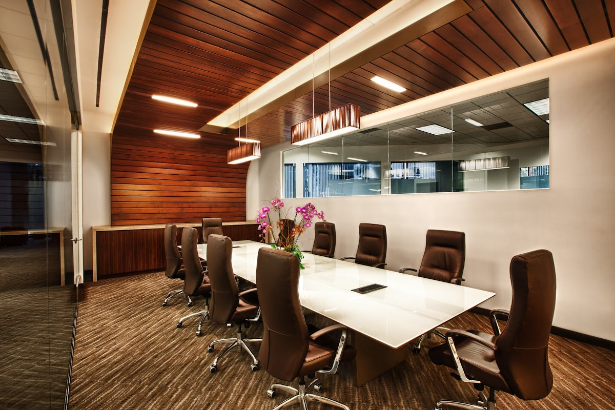 Fer bank of manhattan meeting room
