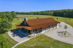 Six mile lake hunting cabin