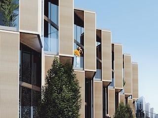 Dore st exterior facade iso ideas soma san francisco close up