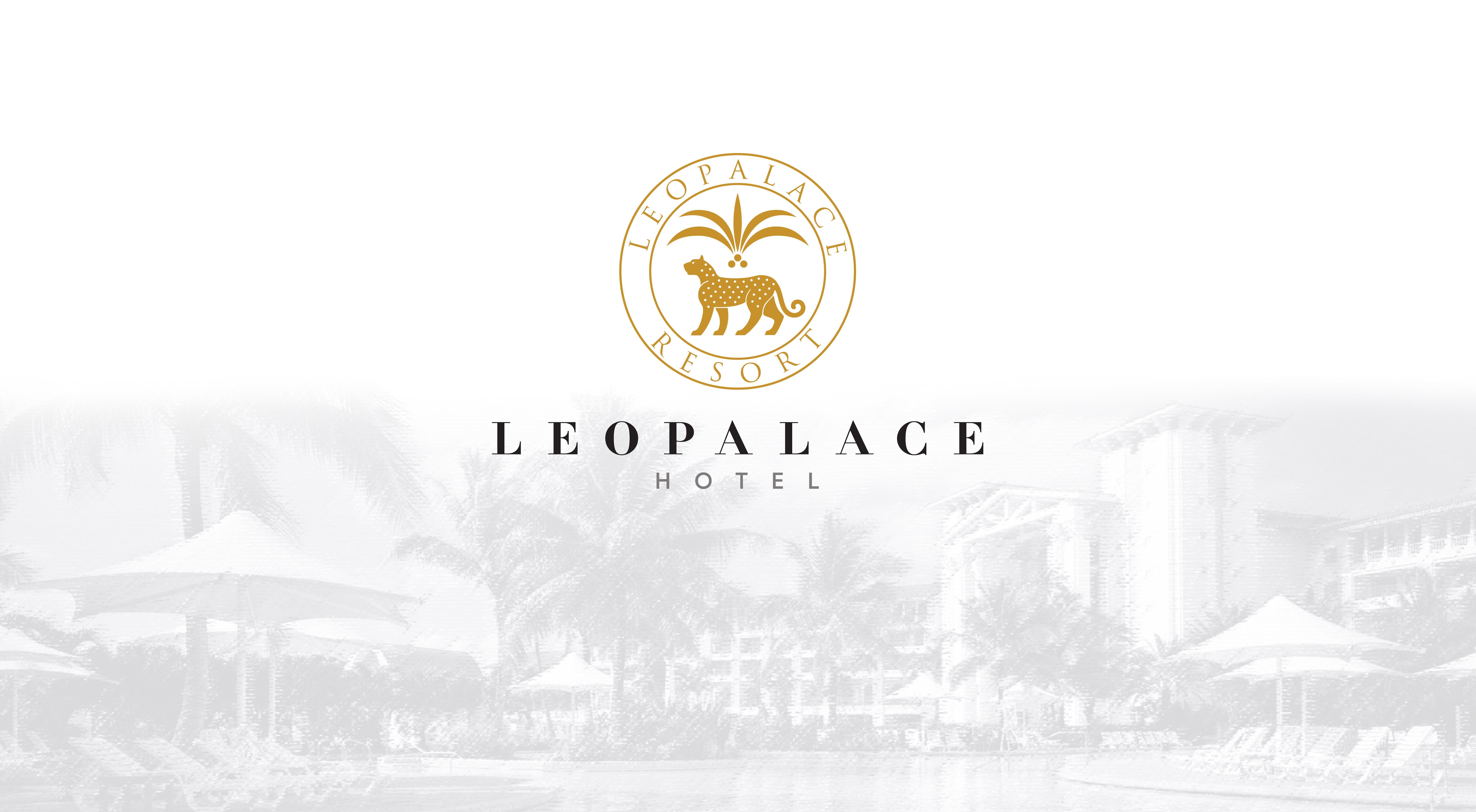 Leo palace branding design 2
