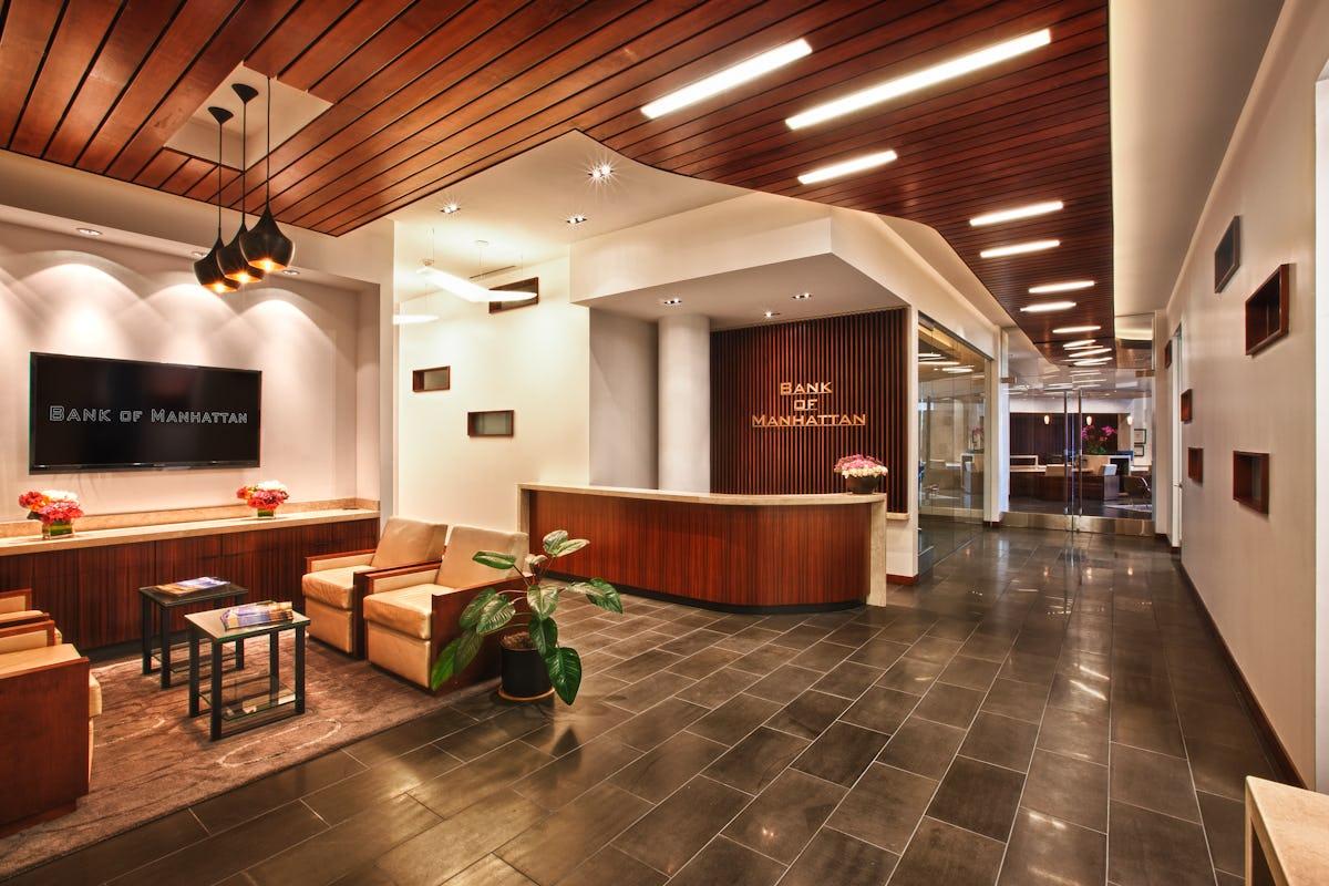 Fer bank of manhattan lobby3
