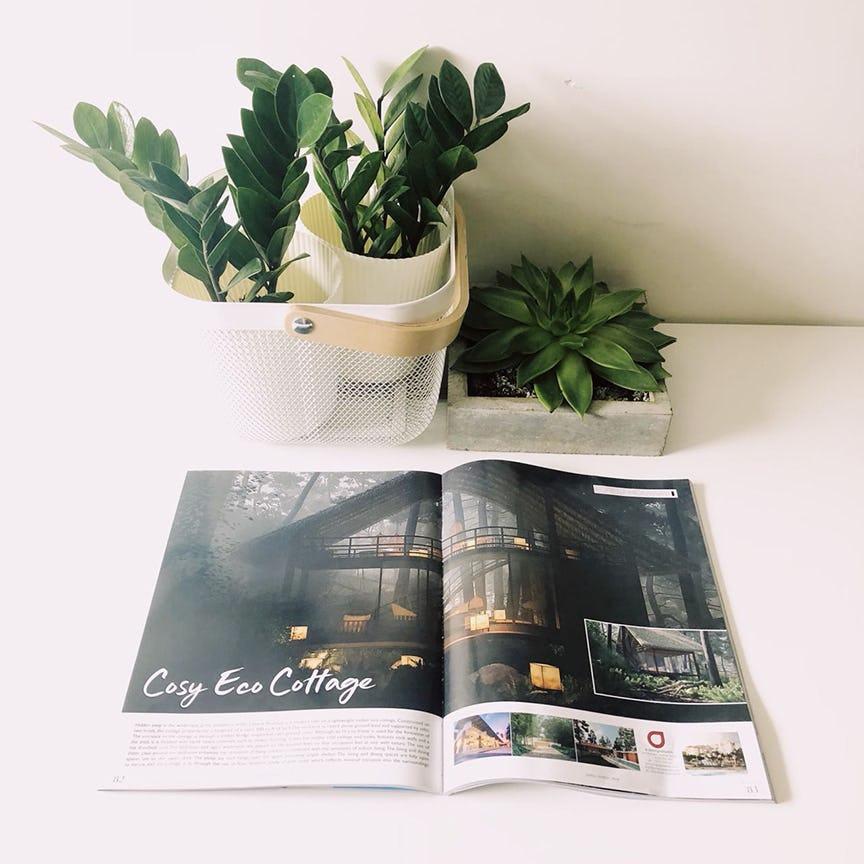 Living magazine ads 01