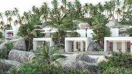 Hiriketiya boutique hotel view 10 architecture a designstudio