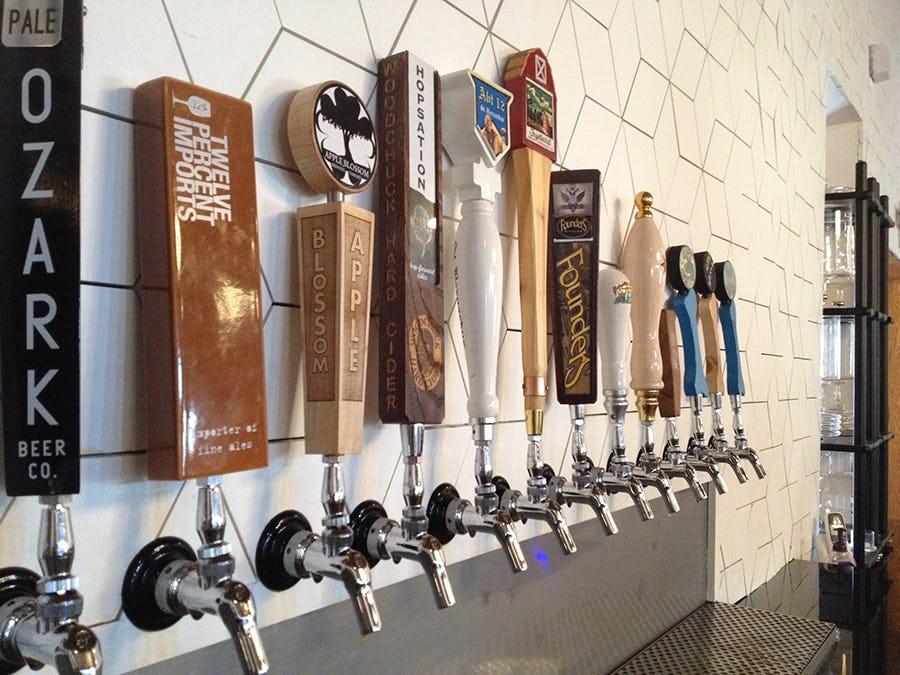 Abbc installation at puritan brew