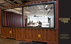 Siteworks industrial design
