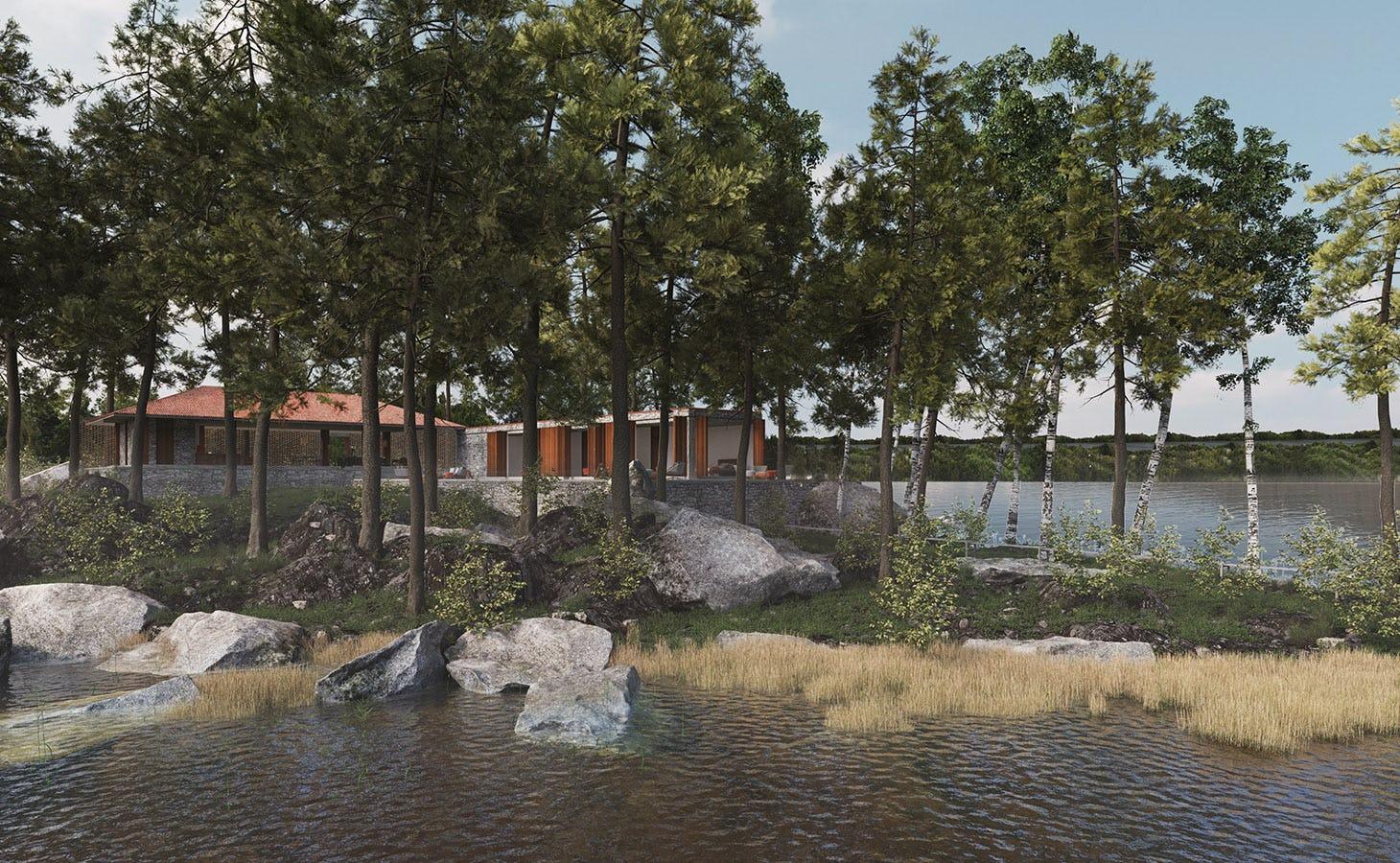 Lake house 04