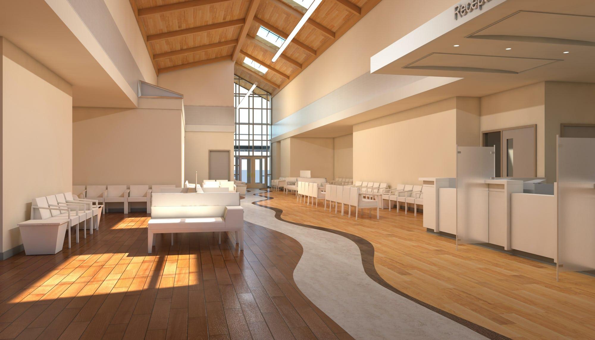 Interior white
