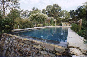 Clifton pool