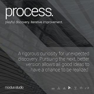 05 modus studio guiding principles process
