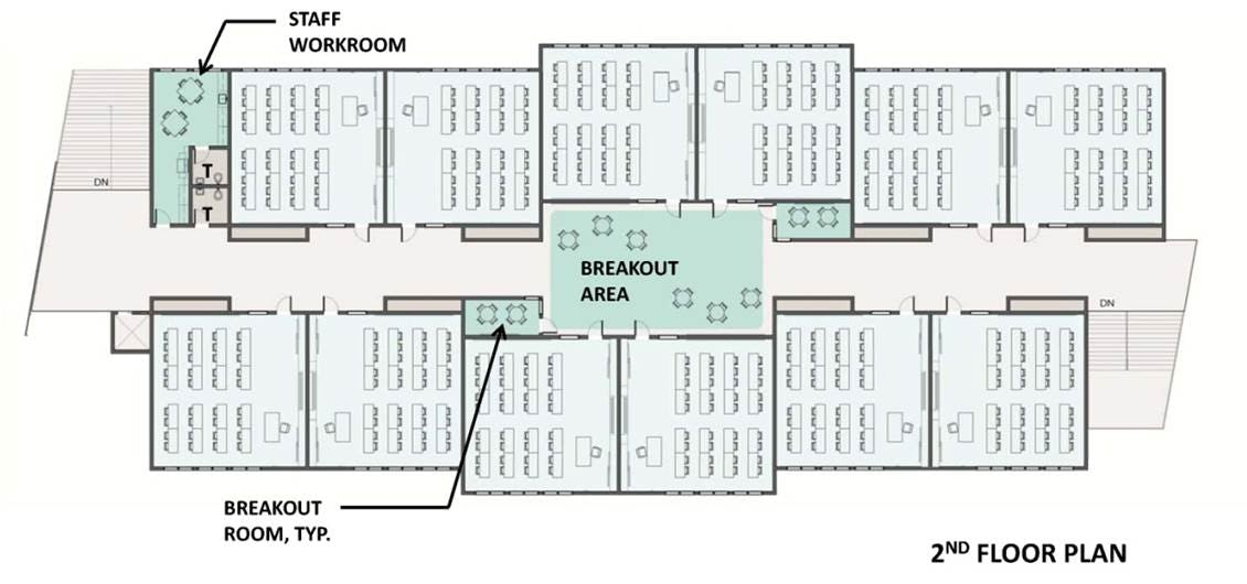 Stem floor plan