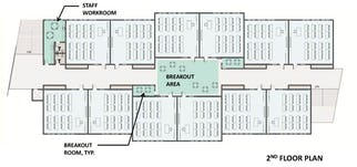 Stem floor plan
