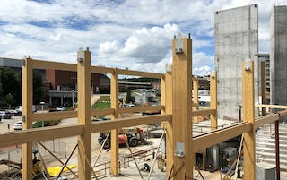massive, mass timber  — Modus Studio