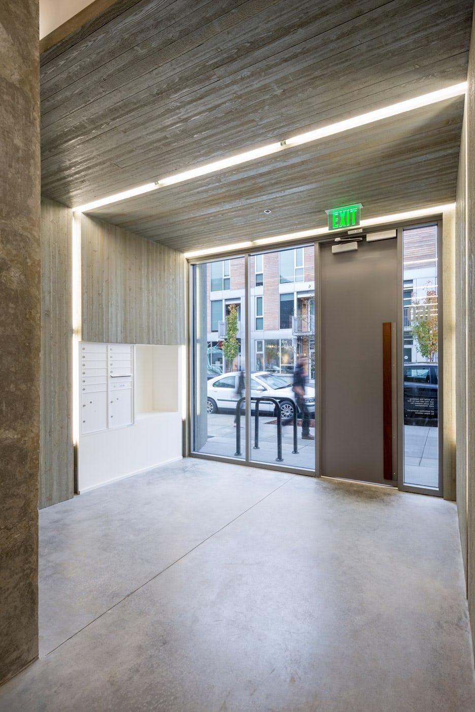 Framework worksarchitecture portland oregon usa cross laminated timber office building dezeen 936 10