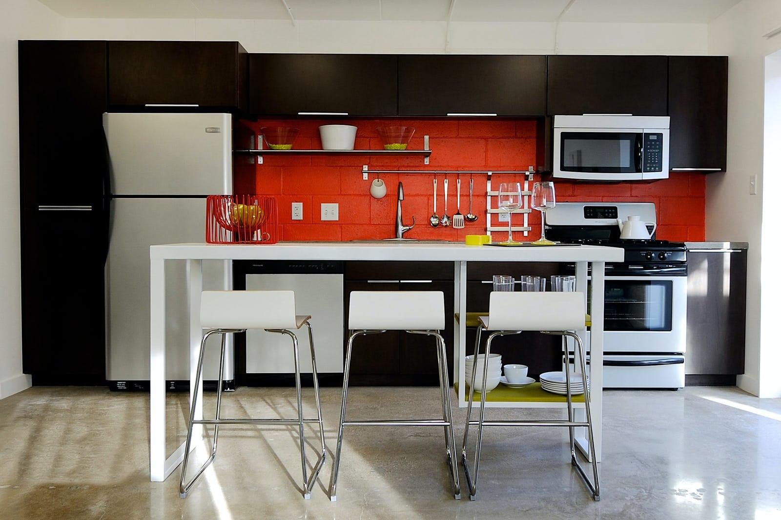 2 1 eco kitchen