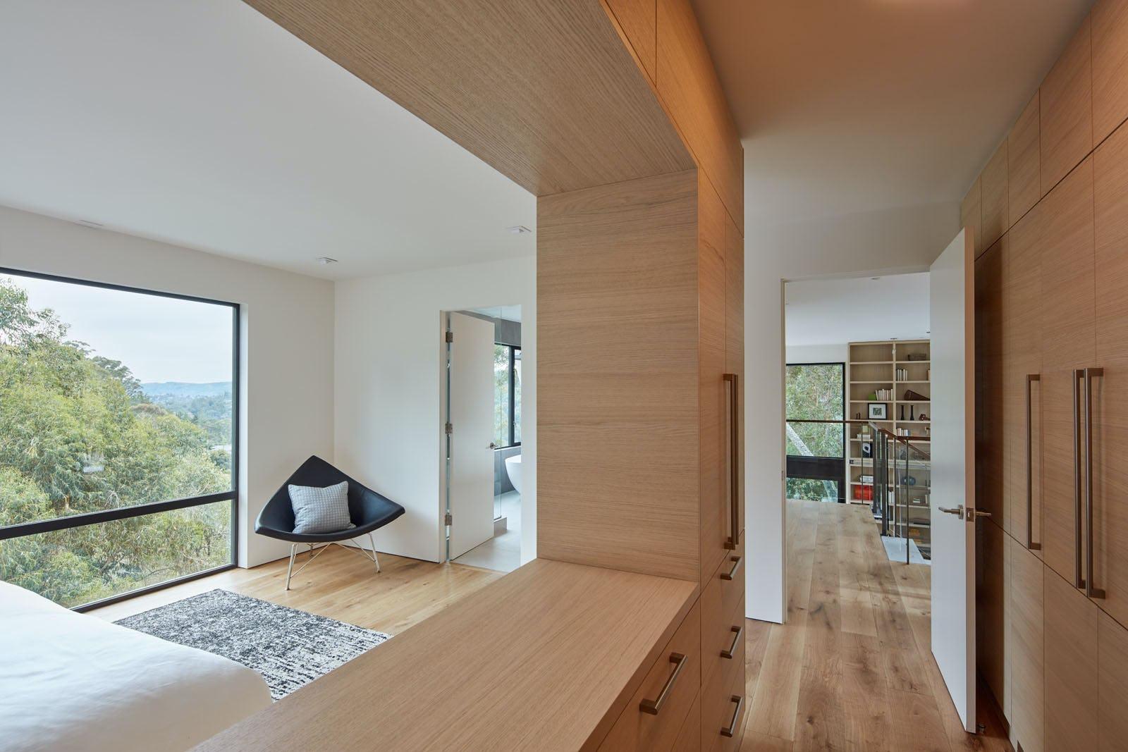 Builtform construction 441tamresidence full room divided upstairs modern wood smaller