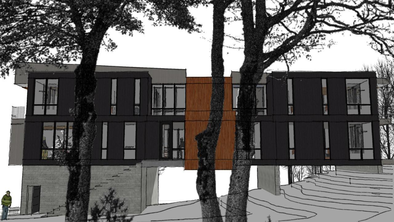 Modern design petoskey architect