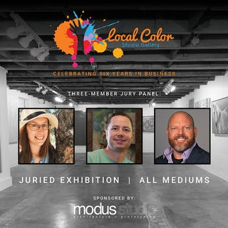 01 modus studio local color studio gallery exhibition jurors